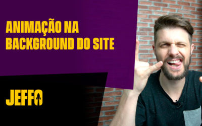 Animação na background do site [Tutorial Divi Builder]
